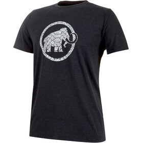 Mammut Trovat T-Shirt Men black melange